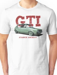 Golf GTi mk1 Unisex T-Shirt