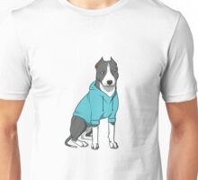 Bully in a Hoodie (Blue) Unisex T-Shirt