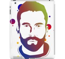 Adam Levine Colorful iPad Case/Skin