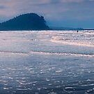Toe Hill at North Beach by Yukondick