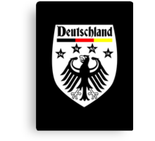 Germany World Cup Champion 2014 Canvas Print