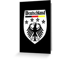 Germany World Cup Champion 2014 Greeting Card