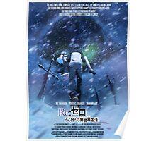 Poster - Re Zero Kara Hajimeru Isekai Seikatsu Poster