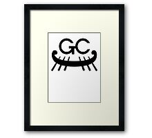 Galley La Robin Framed Print