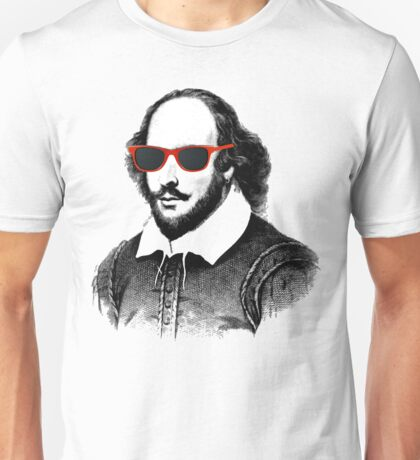Shakespeare Unisex T-Shirt