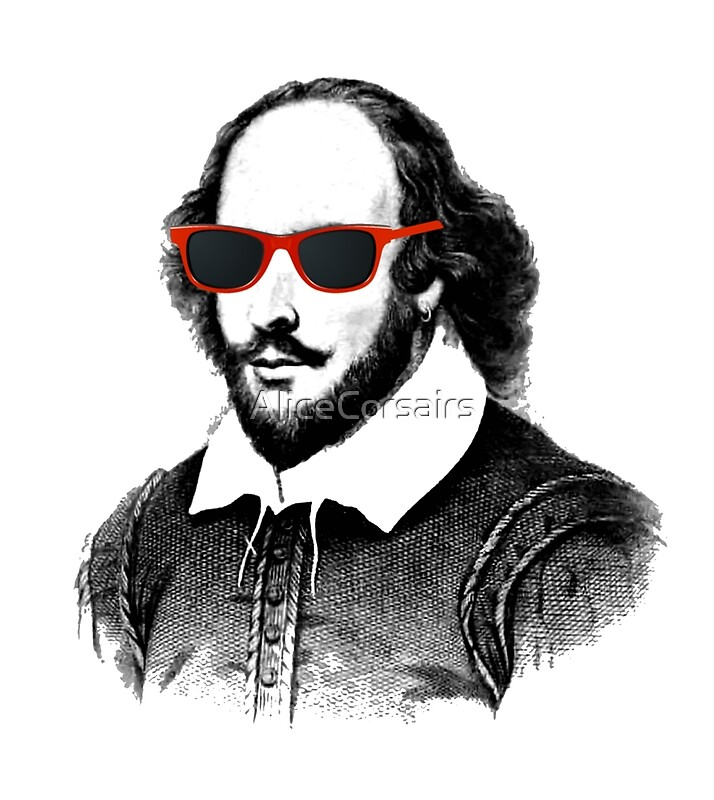 Funny Shakespeare Drawstring Bags Redbubble