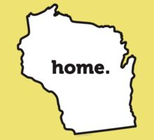 Wisconsin. Home.  Kids Clothes