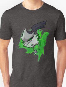 Dragon Sparrow Ninja Unisex T-Shirt