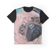 Irresistible looking Mops Graphic T-Shirt