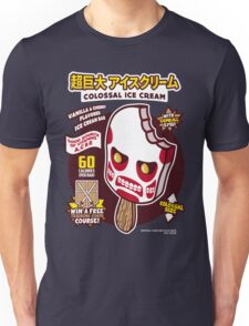 Colossal Ice Cream Unisex T-Shirt