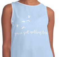 Nothing To Fear- Steven Universe Contrast Tank