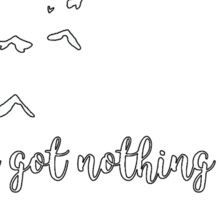 Nothing To Fear- Steven Universe Sticker