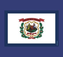 West Virginia State Flag by USAswagg2