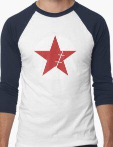 Zoro Crimin Star Men's Baseball ¾ T-Shirt