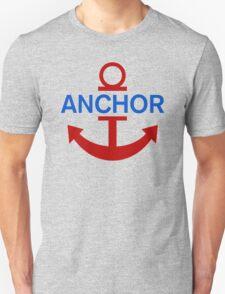 Luffy Anchor T-Shirt