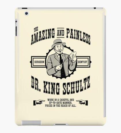 Dr. King Schultz iPad Case/Skin