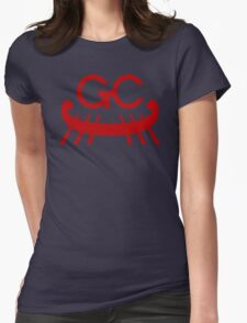 Galley La Luffy Womens Fitted T-Shirt