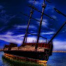 Ghost Ship by sundawg7