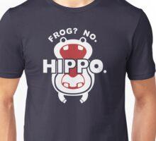 Frog?  No. Hippo. Unisex T-Shirt
