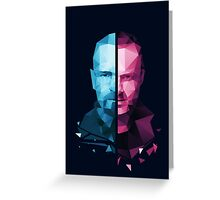 Breaking Bad - White/Pinkman Greeting Card