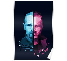 Breaking Bad - White/Pinkman Poster