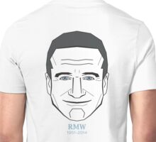 Robin McLaurin Williams Unisex T-Shirt