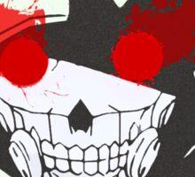Death Gun Sticker