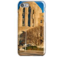 Reno County, Kansas, Courthouse iPhone Case/Skin