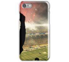 Football Night in Pittsburgh iPhone Case/Skin