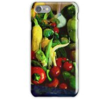 Carting Home the Prize iPhone Case/Skin