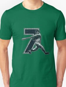 7 - The Mick (vintage) Unisex T-Shirt
