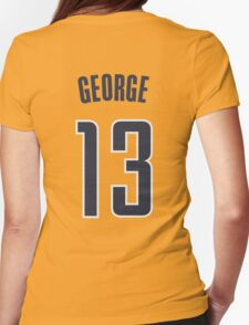 Paul George Womens Fitted T-Shirt