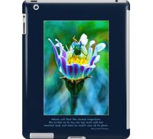 Insect View iPad Case/Skin