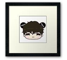 Chibi fantasy Hyuk | VIXX Framed Print