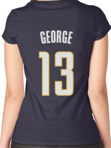 Paul George Women's Fitted Scoop T-Shirt