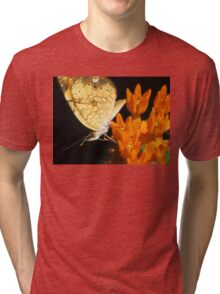 Hearts On The Wing Tri-blend T-Shirt
