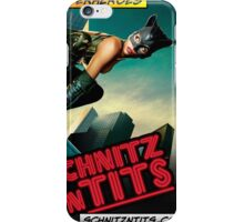 Super Heroes - Cat Woman iPhone Case/Skin
