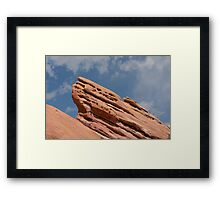 Red Rocks Park, Colorado Framed Print