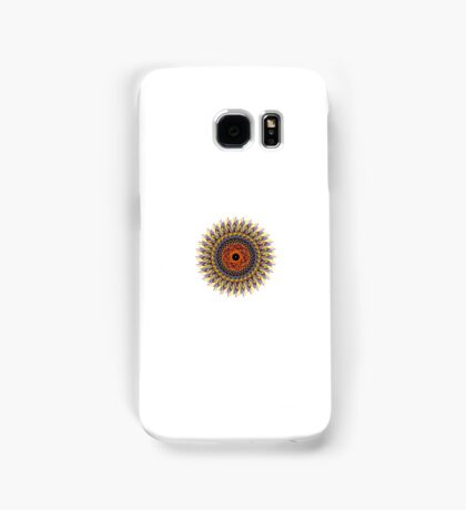 psychedelic fun Samsung Galaxy Case/Skin
