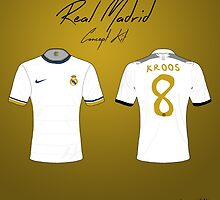 Real Madrid Nike Concept Kit by maxiii23
