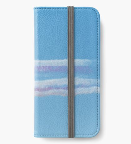 The Red Arrows. iPhone Wallet/Case/Skin