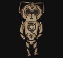 Dr Who- Cybermen x French Bulldog Kids Clothes