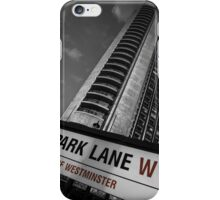Reservation - London Lights iPhone Case/Skin