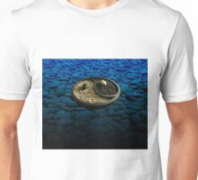 Yinyang Series - Blue Unisex T-Shirt