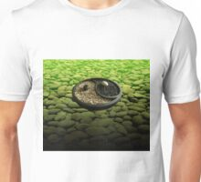 Yinyang Series - Green Unisex T-Shirt