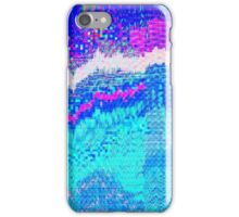 Glitch - Aesthetic - MatchaAlan iPhone Case/Skin