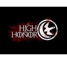 As High As Honor - House Arryn Photographic Print