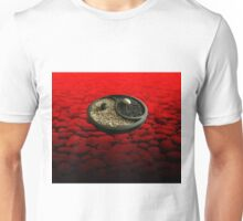 Yinyang Series - Red Unisex T-Shirt