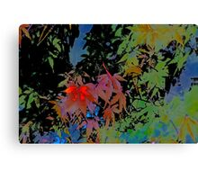 Abstract 101 Canvas Print