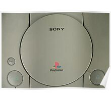 sony playstation Poster